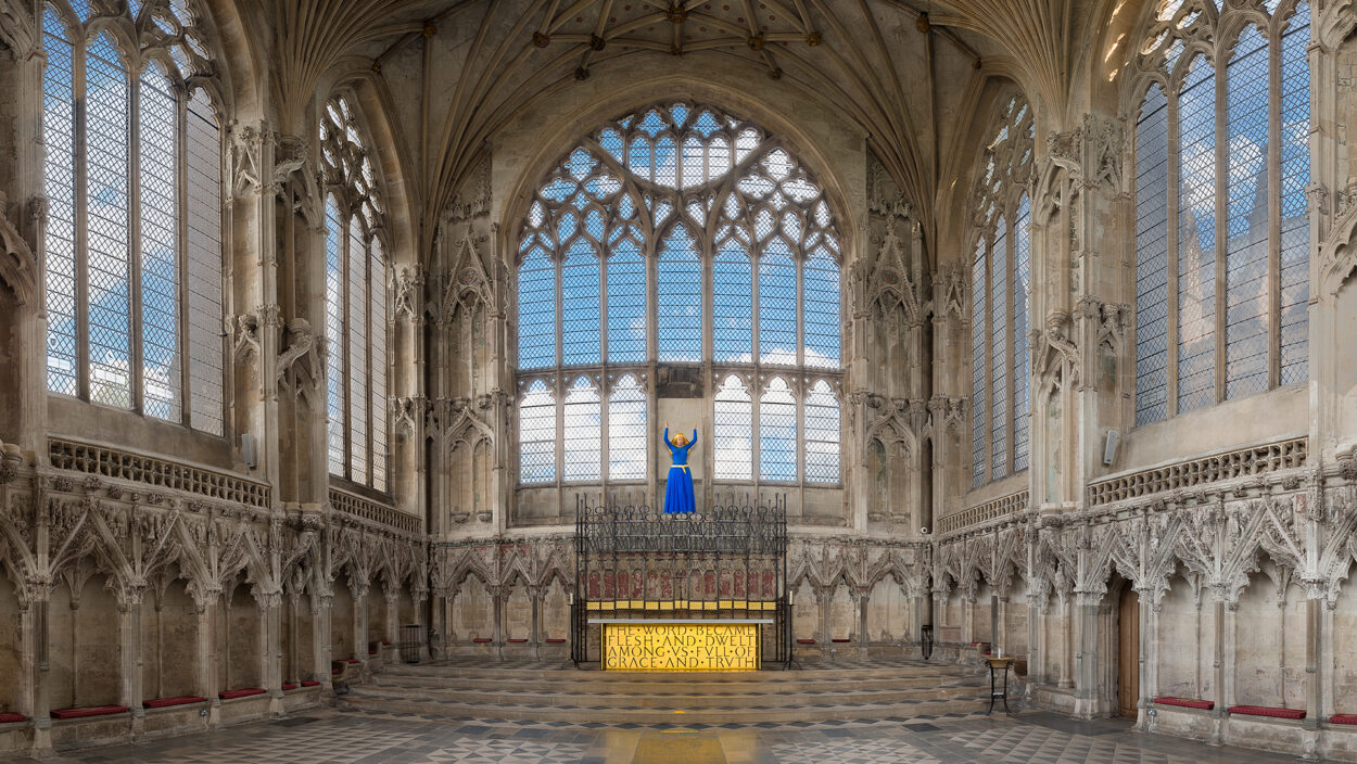 The Lady Chapel, Ely Cathedral